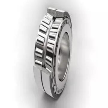 1.969 Inch | 50 Millimeter x 4.331 Inch | 110 Millimeter x 1.748 Inch | 44.4 Millimeter  SKF 3310 ATN9/C3  Angular Contact Ball Bearings