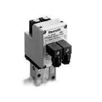 REXROTH 4WE 6 G6X/EW230N9K4/B10 R900503425 Directional spool valves
