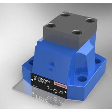 REXROTH ZDB 6 VP2-4X/100V R900502117 Pressure relief valve