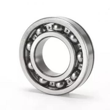 90 mm x 190 mm x 43 mm  TIMKEN 318W  Single Row Ball Bearings