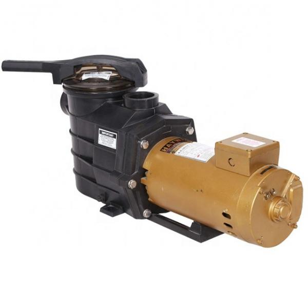Vane Pump R961002468 WELLE PVV/PVQ54-1X/J+LAGER Vane Pump #2 image