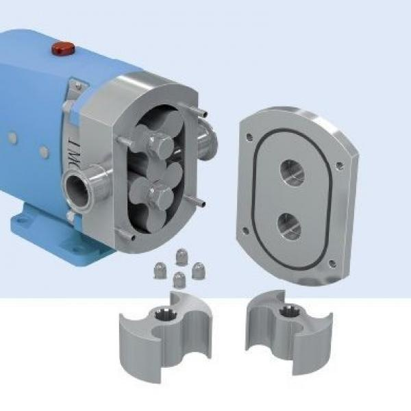 NACHI PZS-4B-100N4-10 Piston Pump #2 image