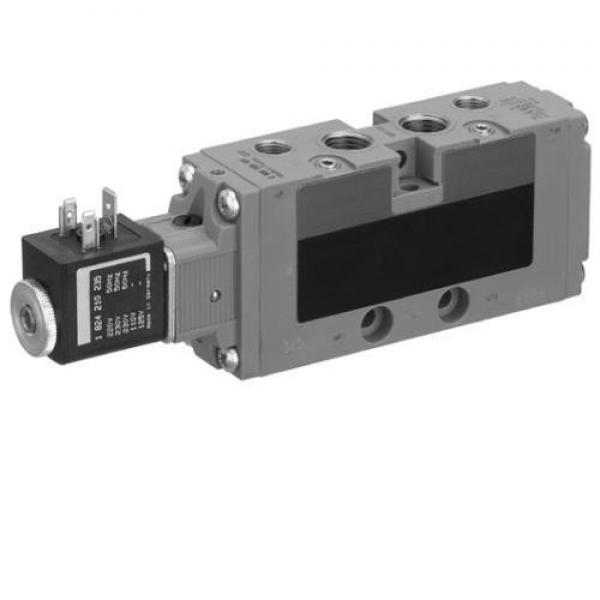 REXROTH Z2DB 6 VC2-4X/100V R900912860 Pressure relief valve #2 image