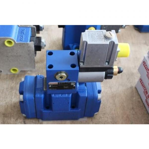 REXROTH 4WMM 6 D5X/F R900568233 Directional spool valves #1 image