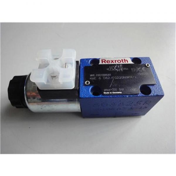 REXROTH 3WE 6 B7X/HG24N9K4 R901011116 Directional spool valves #2 image